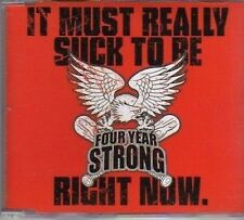 (BP131) Four Year Strong, It Must Really Suck To Be  Four Year Strong..- 2010 CD