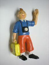 Figurine Tintin Comics Spain 1984 Tim Kuifje Hergé
