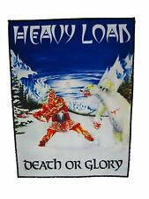 HEAVY LOAD Death or Glory Back Patch Cirith Ungol Skull Fist Anvil Thor Shirt