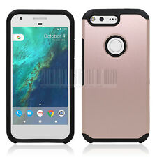 Shockproof Armor Hybrid Hard TPU Rubber Phone Case Cover For Google Pixel / XL