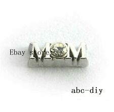 10pcs Mom Floating charms For Glass memory Locket Free shipping FC1010