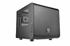 New Thermaltake Core V1 Mini-ITX Cube Computer Case CA-1B8-00S1WN-00