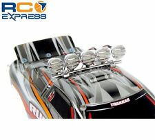 Common Sense RC 1/10 Crawler Led Light Bar Set Chrome CMSLED-BAR-CHM