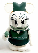 """NEW Disney Mickey Mouse Club Vinylmation B & W Daisy Duck 3"""" Figure ONLY"""