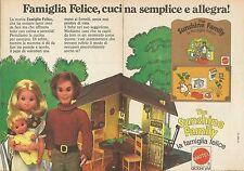 X9804 Famiglia Felice - Cucina semplice e allegra - Pubblicità 1975 - Advertis.