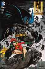 DARK KNIGHT III THE MASTER RACE 1 BISLEY DISPOSABLE HEROES COLOR VARIANT NM