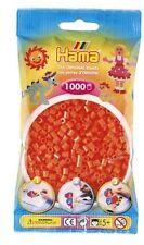 Hama - 207-04 -Sachet 1000 Perles à repasser Orange