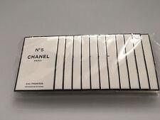 Chanel No. 5 Eau Premiere  Eau de Parfum Lot of 12 Pcs. 12 x 2ml ( 24 ml )