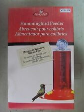Perky Pet Window Hummingbird Feeder #217  8 oz.  NEW