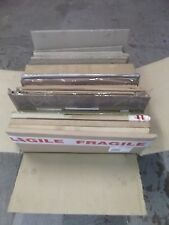20 X 20 (USED) 20 Record Packaging mailers & 20 Thick stiffeners, Various sizes.