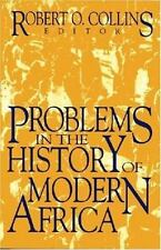 Problems in the History of Modern Africa (Topics in World History. Pro-ExLibrary