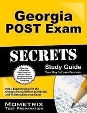 Georgia POST Exam Secrets Study Guide : POST Exam Review for the Georgia...