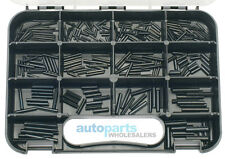 GJ WORKS ROLL PINS METRIC GRAB KIT TRADE QUALITY 290 PIECES FREE AUS POSTAGE