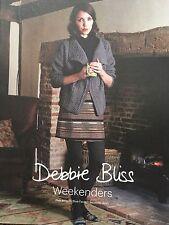 Debbie bliss-weekenders-pattern book-dept boutique retour