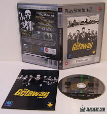 The Getaway (Playstation 2) PAL COMPLETE!!!