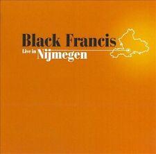 Live in Nijmegen [Digipak] by Black Francis (Pixies) (CD, Jul-2012, The Bureau)