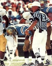 CADE MCNOWN 8x10 Famous PUKING Photo [College Football QB Legend] UCLA BRUINS