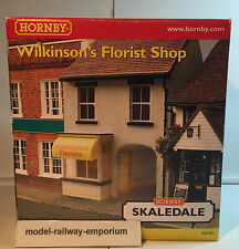 Hornby SKALEDALE - R8704 - WILKINSON'S FLORIST SHOP - NEW BOXED RARE