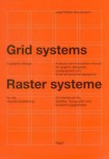 Grid Systems in Graphic Design: A Visual Communication Manual for Graphic Desig.
