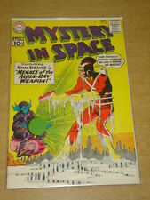 MYSTERY IN SPACE #69 VF (8.0) DC COMICS AUGUST 1961 **