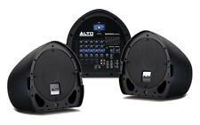 NEW Alto Mixpack Express Portable PA  Mixer 2 Speaker Powered System