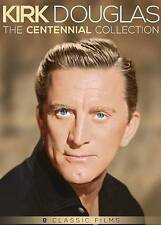 NEW - Kirk Douglas: The Centennial Collection - 8 Classic Films - Spartacus