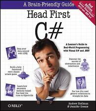 Head First C#, 2E: A Learner's Guide to Real-World Programming with Visual C# an