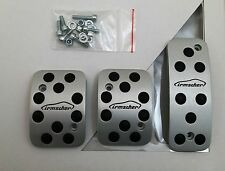 Irmscher Pedal Set -Corsa C / Meriva  i37 17 308 Genuine Irmscher Part
