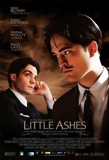 POSTER ROBERT PATTINSON LITTLE ASHES DALI' TWILIGHT BIG