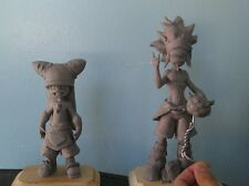Yugo Wakfu one of a kind sculpture