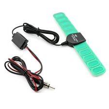 Digital Car Auto FM Radio Antenna Aerial Glass Window Mount Windscreen