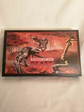 BOX ONLY !RARE Psygnosis SHADOW OF THE BEAST 1 Amiga game Long Box Printed label