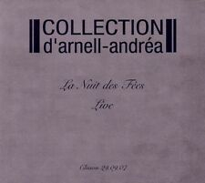 COLLECTION D'ARNELL ANDREA La Nuit Des Fees - Live CD Digipack 2009 LTD.500
