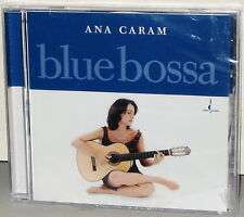 CHESKY CD JD219: Ana Caram - Blue Bossa - USA 2001 96/24 Factory SEALED