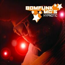Bomfunk Mc's Hypnotic (2004) [Maxi-CD]
