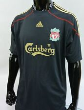 The Reds 2009-10 adidas Liverpool FC Away Shirt SIZE XL (adults)