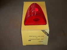 1955 55 Chevrolet Chevy Bel Air TAIL STOP LIGHT LAMP LENS GLO BRITE NEW 5945878