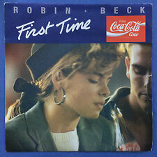 Robin Beck - First Time - Coca-Cola Advert Music - Mercury MER-270 Ex Condition