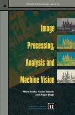 Image Processing, Analysis and Machine Vision (Chapman & Hall Computing Series),
