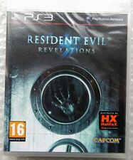 RESIDENT EVIL RILEVATIONS  ITA PS3 PLAYSTATION 3 NUOVO