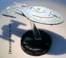 HeroClix Star Trek Tactics #019 U.S.S. Bellerophon