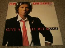 Give A Little Bit More Cliff Richard~PROMO~1983 Pop Rock~FAST SHIPPING!!!
