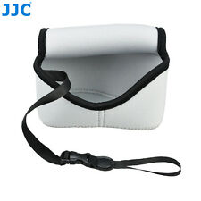 JJC Ultra Light Grey SLR Camera Pouch Case Bag for Sony A6300 A6000 A5100 NEX-3N