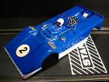 Strombecker Blue Olds Powered Special Body 1/32 Scale Slot cars