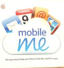 Brand New - Apple MobileMe (License Only) for PC, Mac