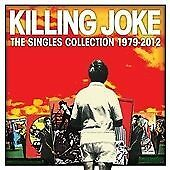 KILLING JOKE - THE SINGLES COLLECTION - VERY BEST OF - GREATEST HITS 2 CD NEW