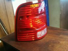 2003 FORD EXPLORER 4DR EXC SPORT TRACK TAIL LIGHT LH