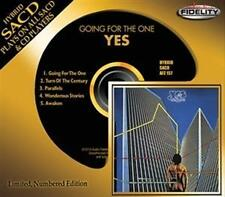 Yes Going For The One Hybrid-SACD Audio Fidelity NEU OVP Sealed Limited Edition