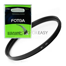 FOTGA 72mm 72 mm Multi Coated Ultraviolet MCUV MC UV Lens Protector Filter NEW