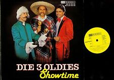 LP--DIE 3 OLDIES -- SHOWTIME